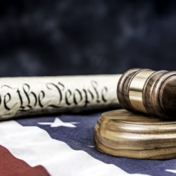 Constitution and Gavel