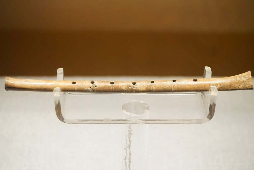 Oldest Known Flute in China