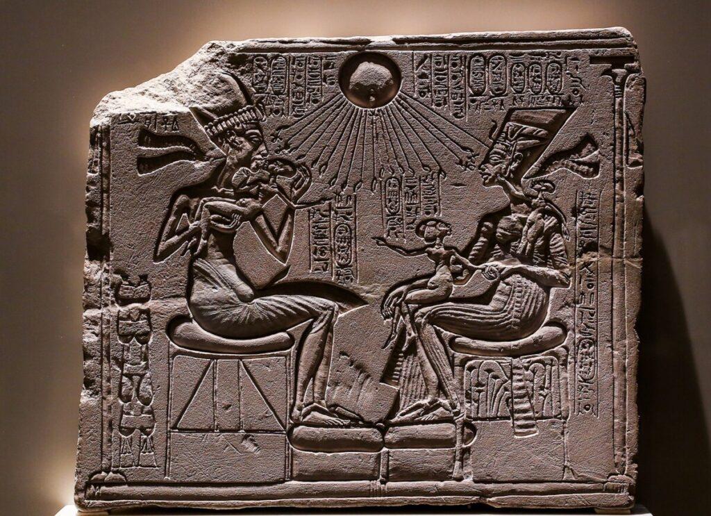 Oldest Known Monotheistic Religion: Atenism
