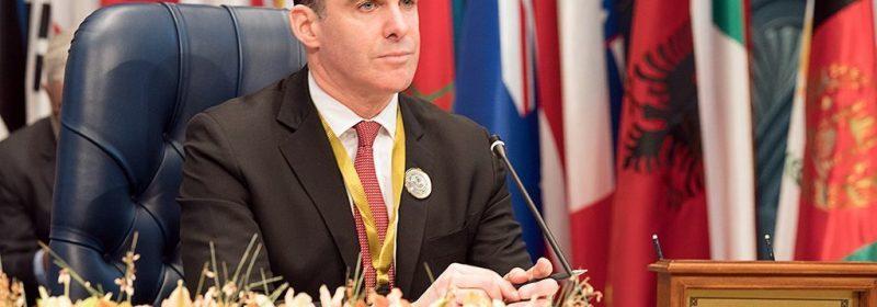 Brett McGurk, Special Envoy to Defeat ISIS.