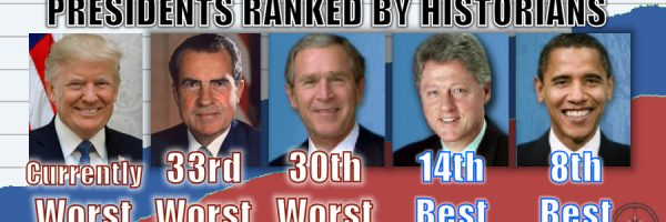 Presidents-ranked