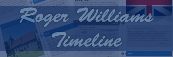 Williams Timeline-cover